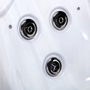 OSx costero - White Marble - Spa 6 places