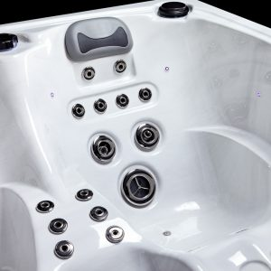 OSx max cyno - White Marble - Spa 3 places