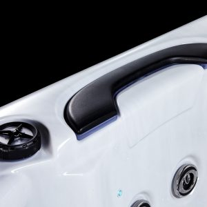 OSx opah - White Marble - Spa 5 places