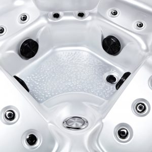 OSx steno - White Marble - Spa 5 places